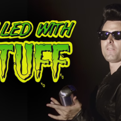 Muse get their Hallowe'en on with 'New Kind of Kick'