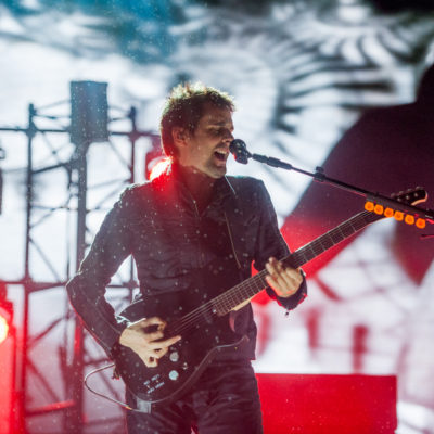 Watch Muse perform 'Reapers' live in Cologne