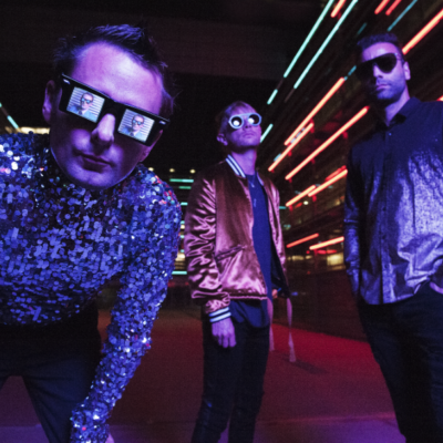 Muse cover Duran Duran's 'Hungry Like The Wolf'