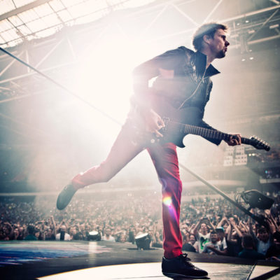 More Muse stuff: there's a pre-order beginning tomorrow night