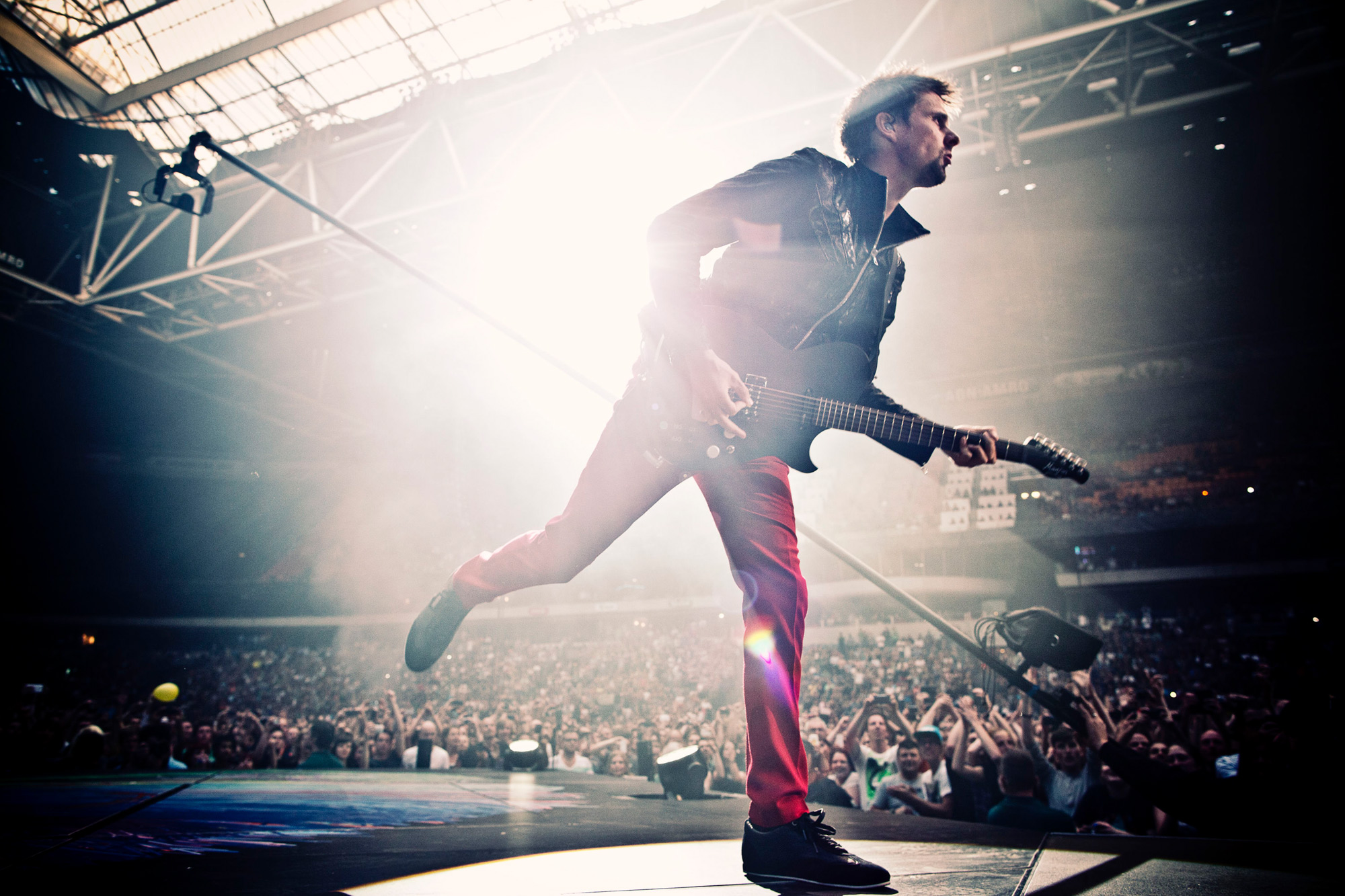 Just how soon could Muse's new material drop?