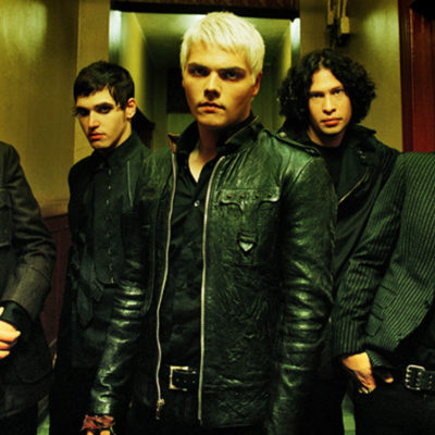 My Chemical Romance return with 'The Five Of Us Are Dying' track