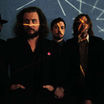 """Recording on """"the third moon of Jupiter"""", belief and outward-thinking: My Morning Jacket"""