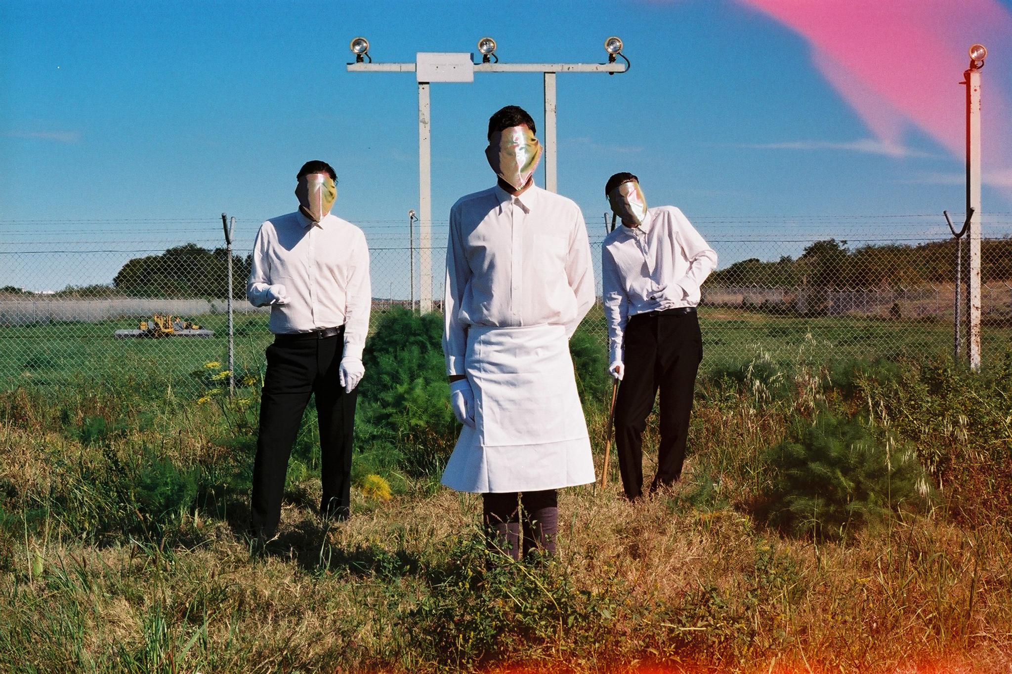 Mysteries unveil hypnotic debut track 'Deckard'