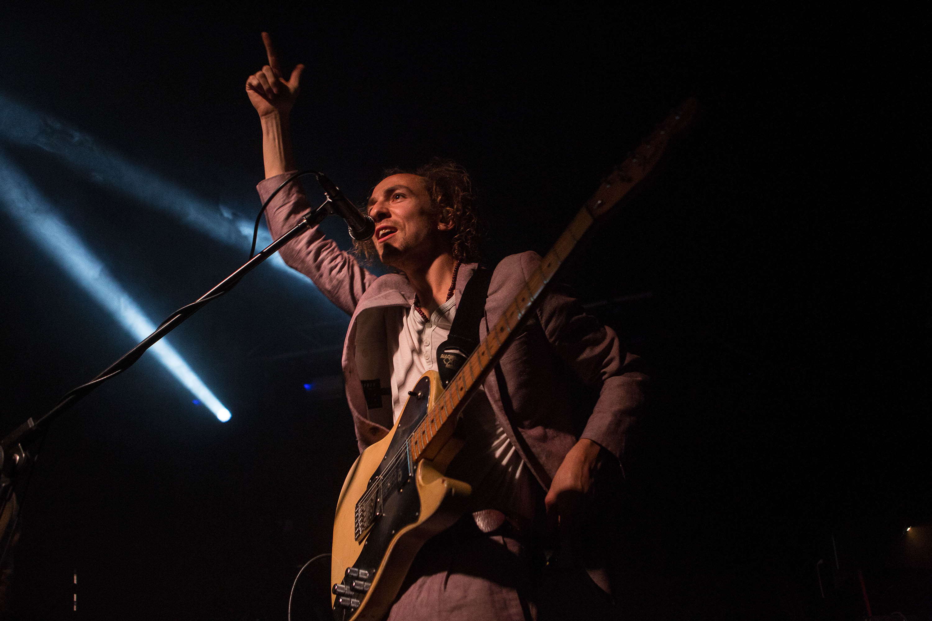 rMystery Jets, The Garage, London