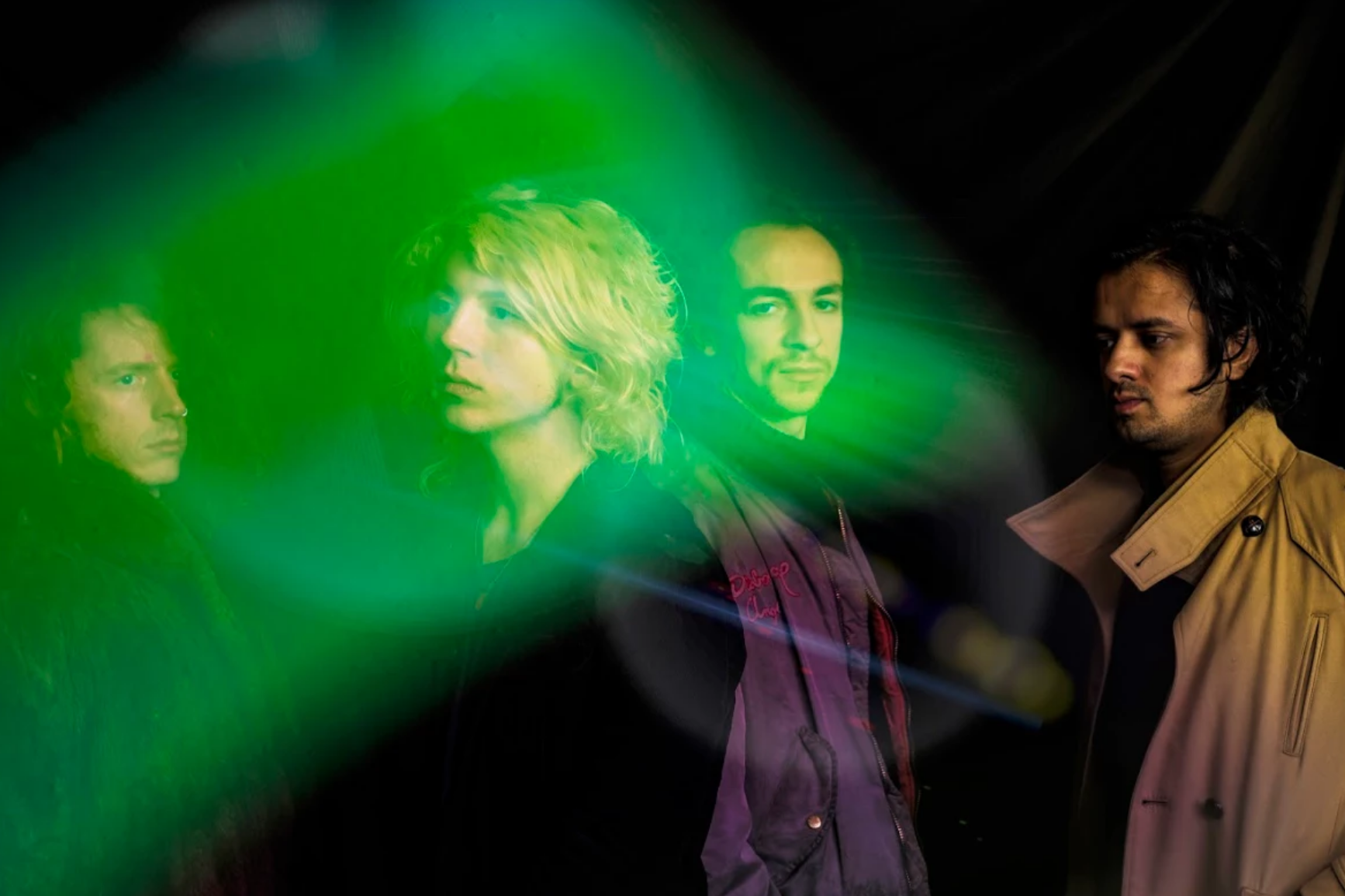 Mystery Jets get existential on 'The World Is Overtaking Me', from a new EP