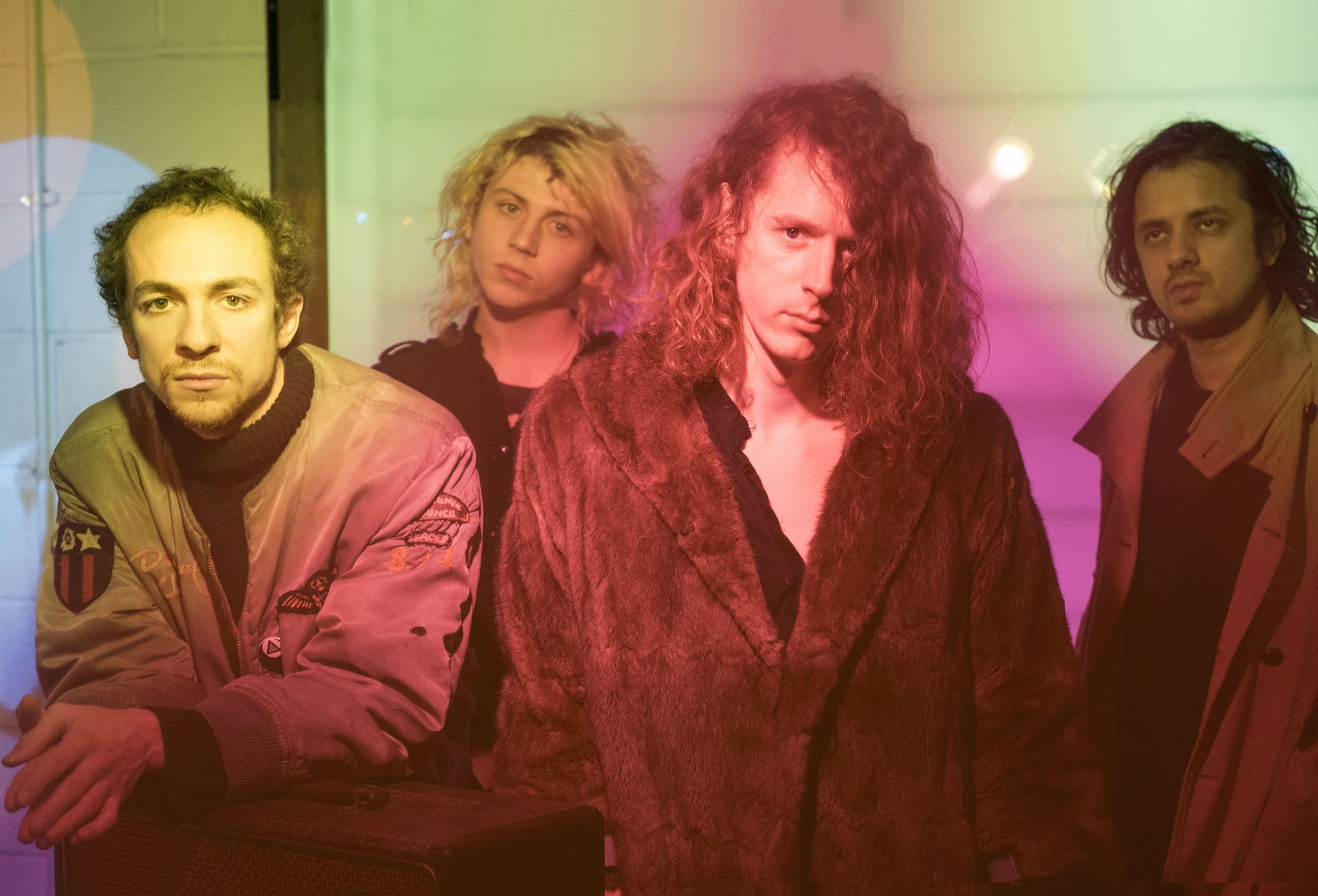 Mystery Jets reveal video for 'Bombay Blue'