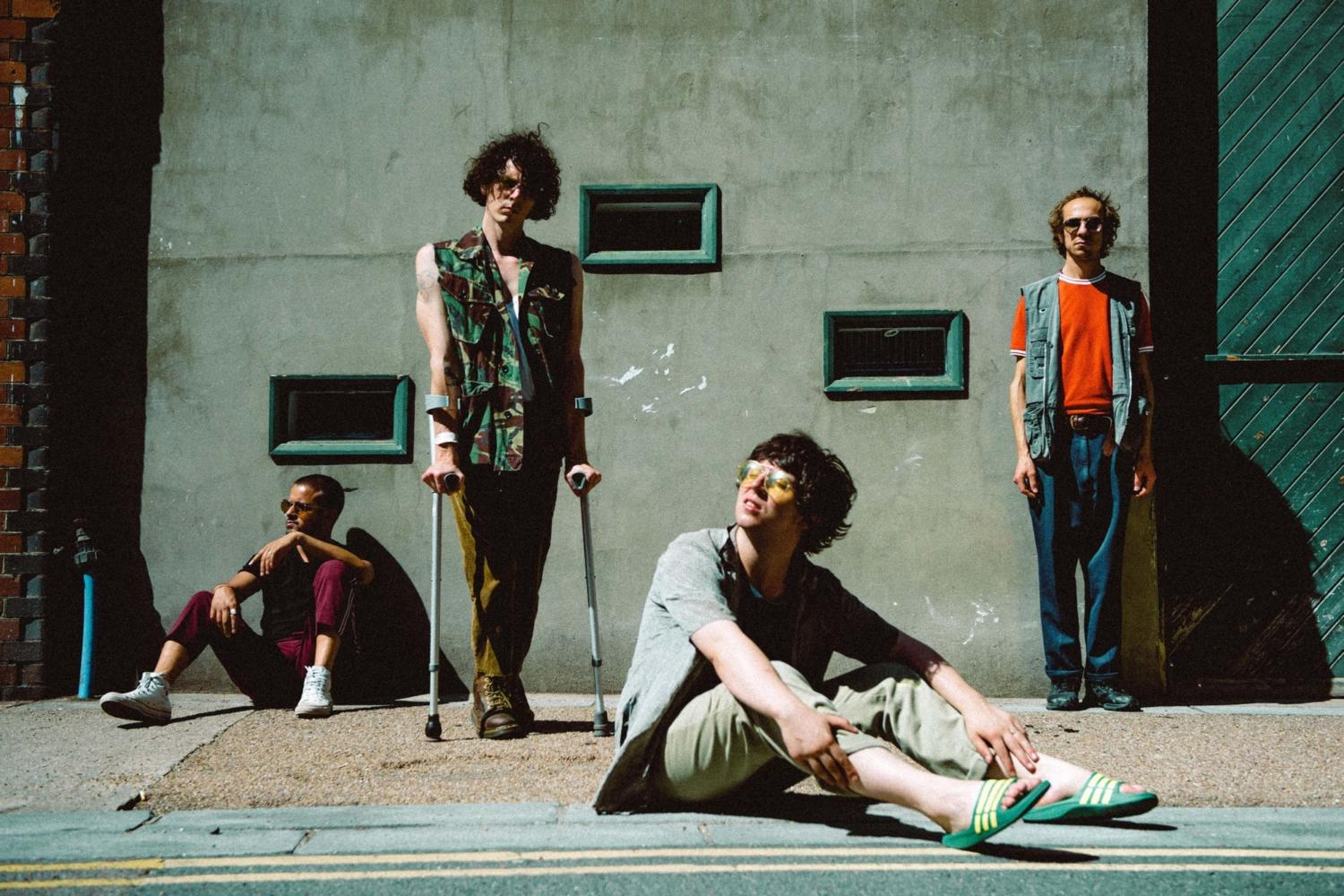 Mystery Jets share Women's March inspired track 'History Has Its Eyes On You'