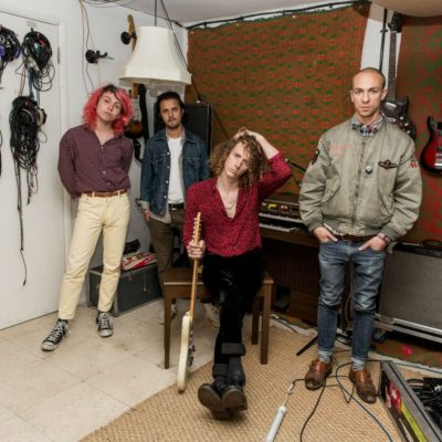 Mystery Jets stream new album 'Curve of the Earth'