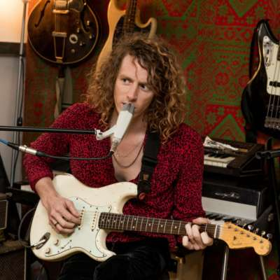 Mystery Jets postpone new album release and tour as singer Blaine Harrison undergoes emergency surgery