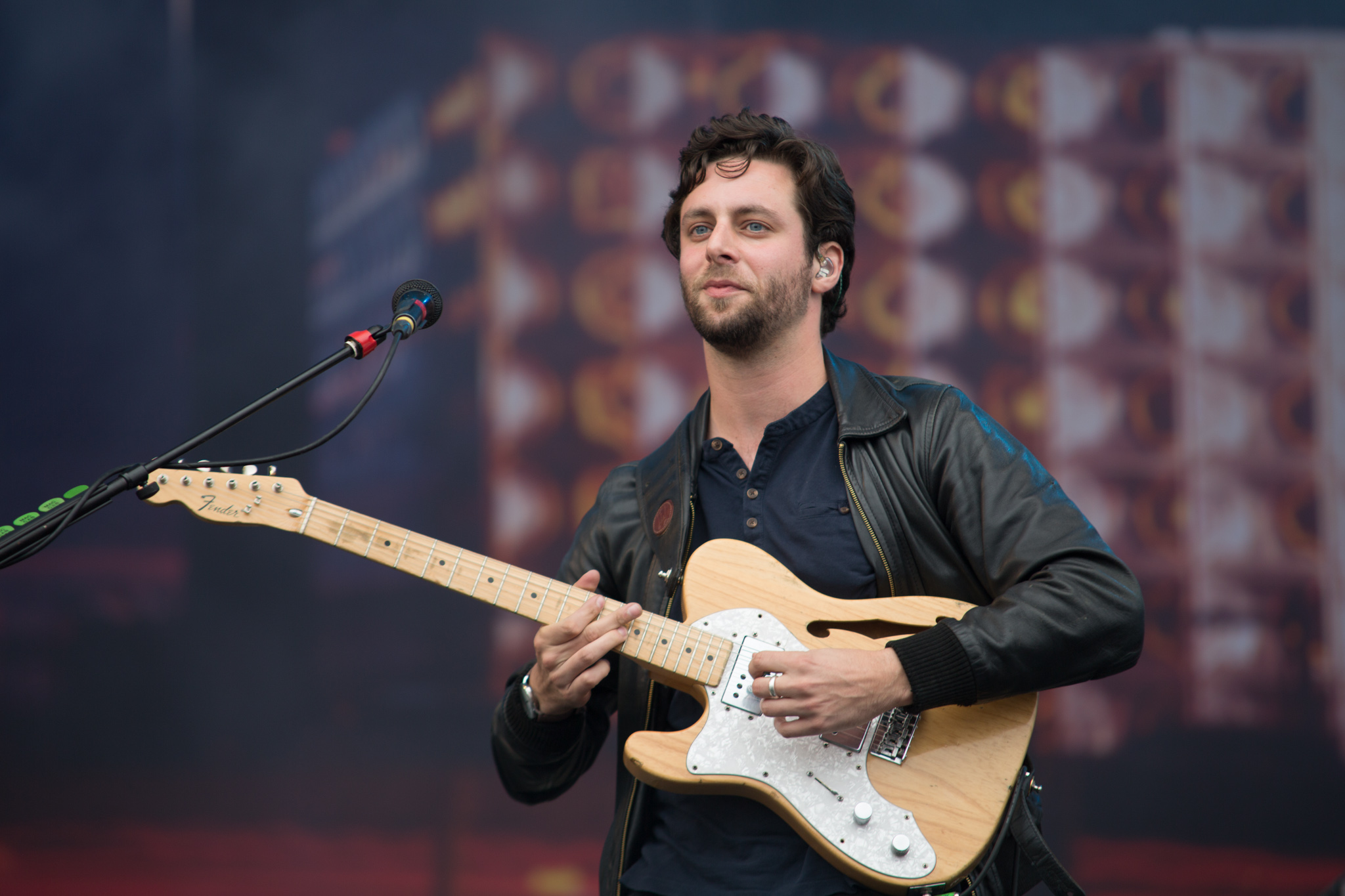 The Maccabees cement their journey to the top at Reading 2015