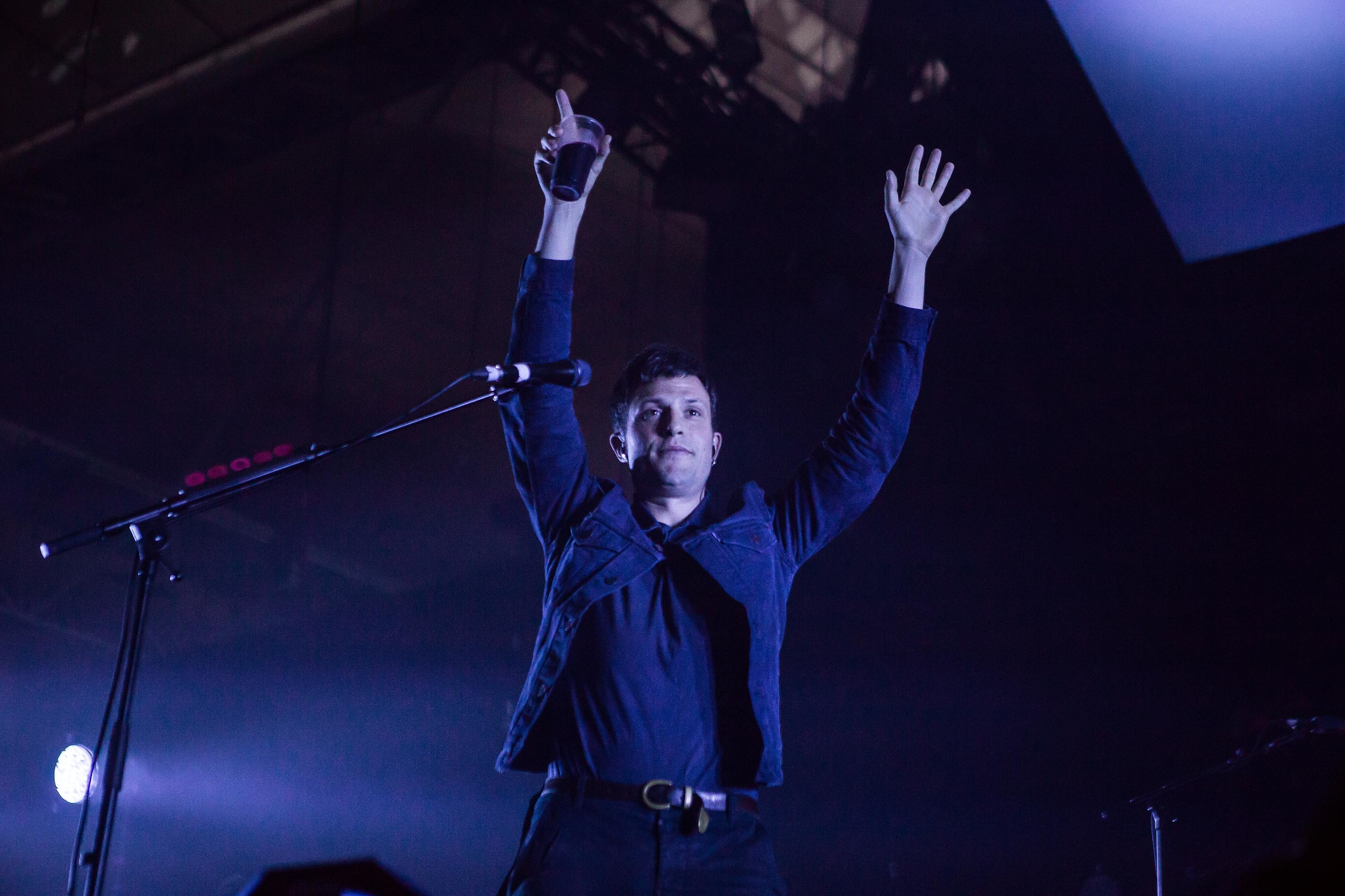 The Maccabees say goodbye at unforgettably emotional final ever show