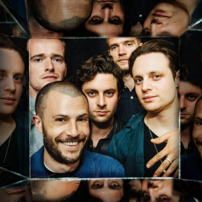 The Maccabees aren't thinking about their new album yet