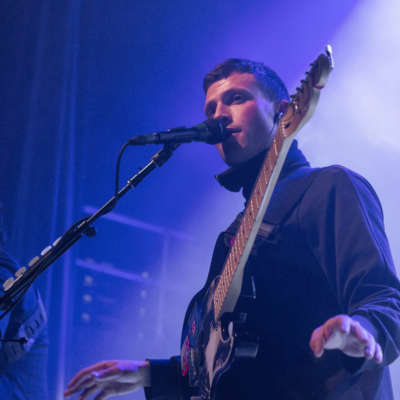 The Maccabees, The Coronet, London