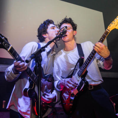 The Magic Gang throw an almighty debut album party