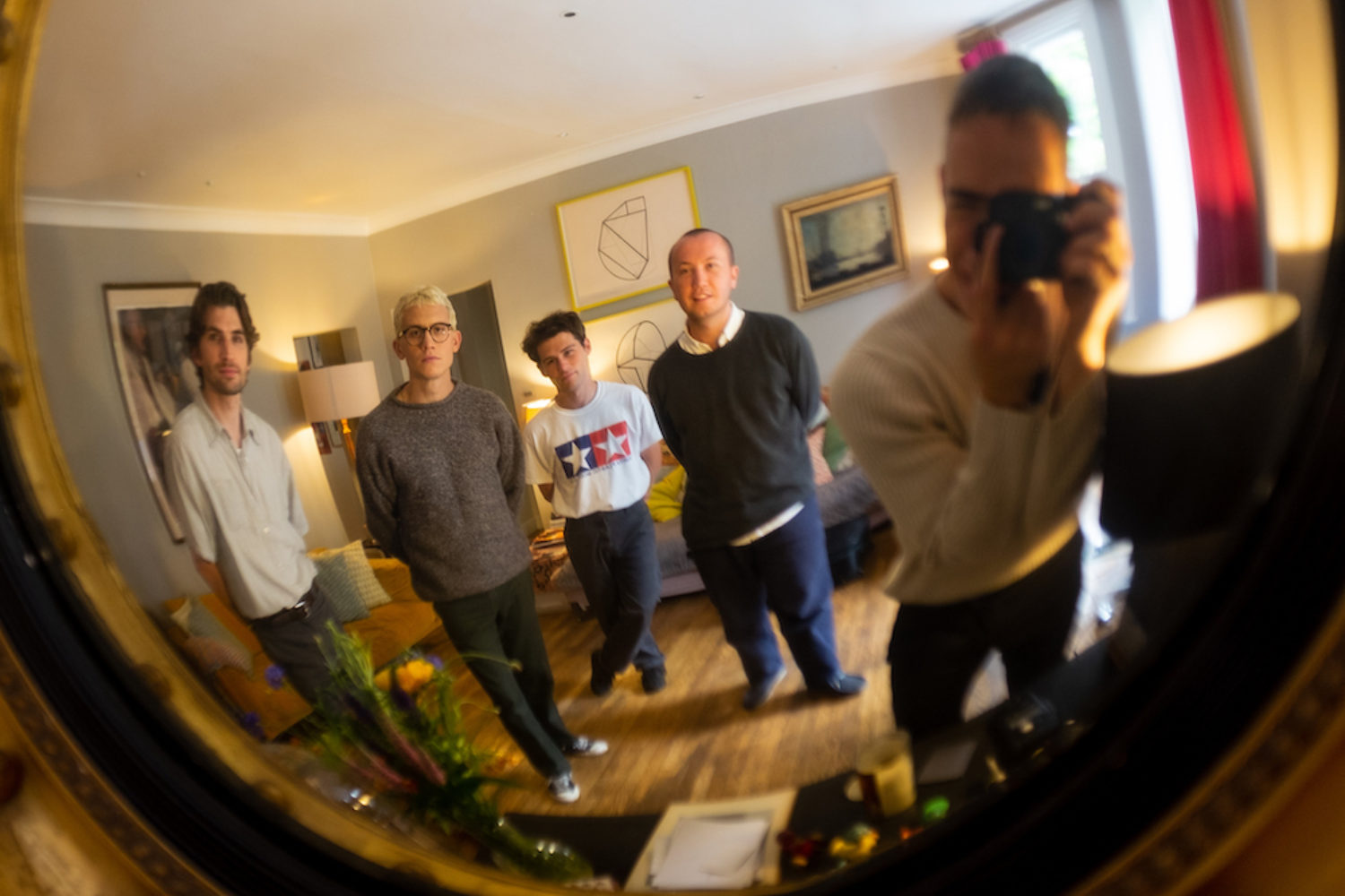 The Magic Gang share surprise new single 'Somebody Like You'