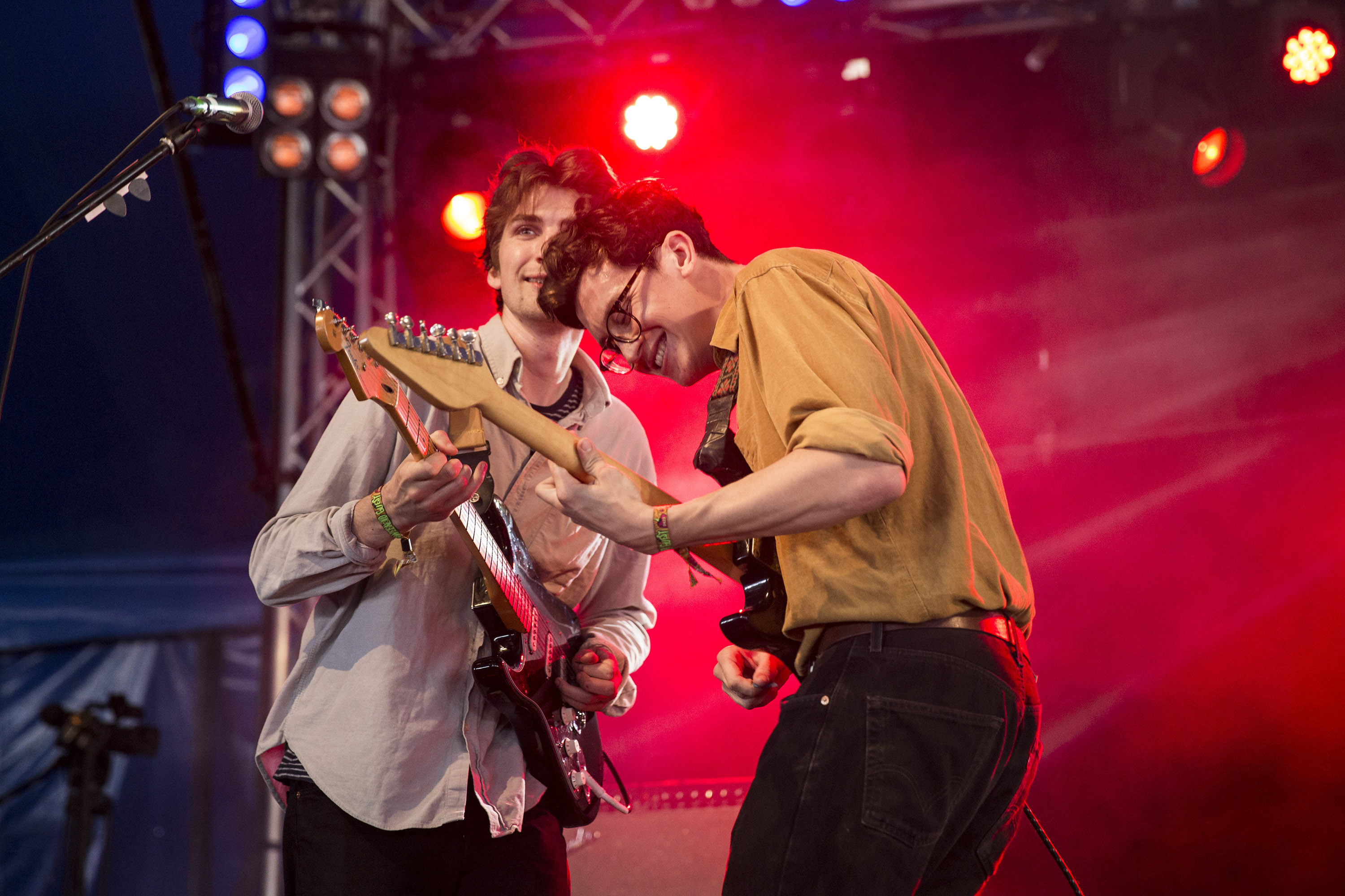 The Magic Gang go above and beyond at Reading 2016
