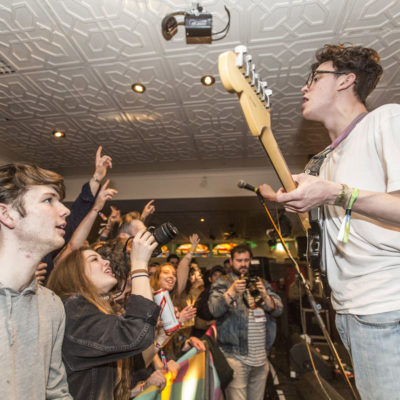 The Magic Gang, Abattoir Blues and more toast day two of The Great Escape 2017