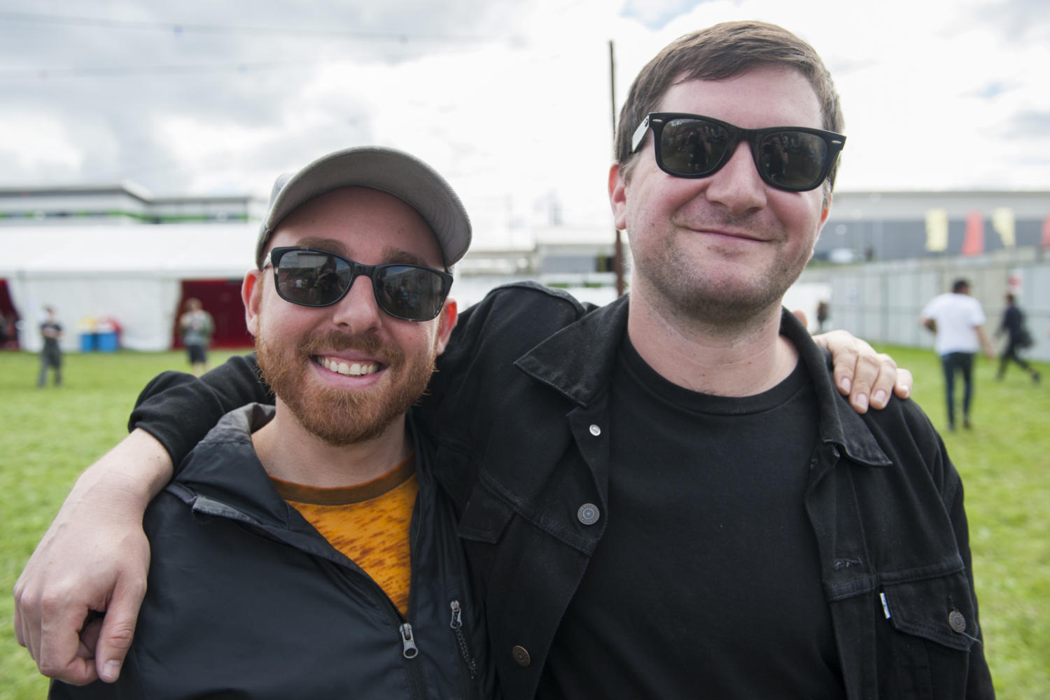 "The Menzingers return to The Lock Up stage: ""It just feels like a punk show"""