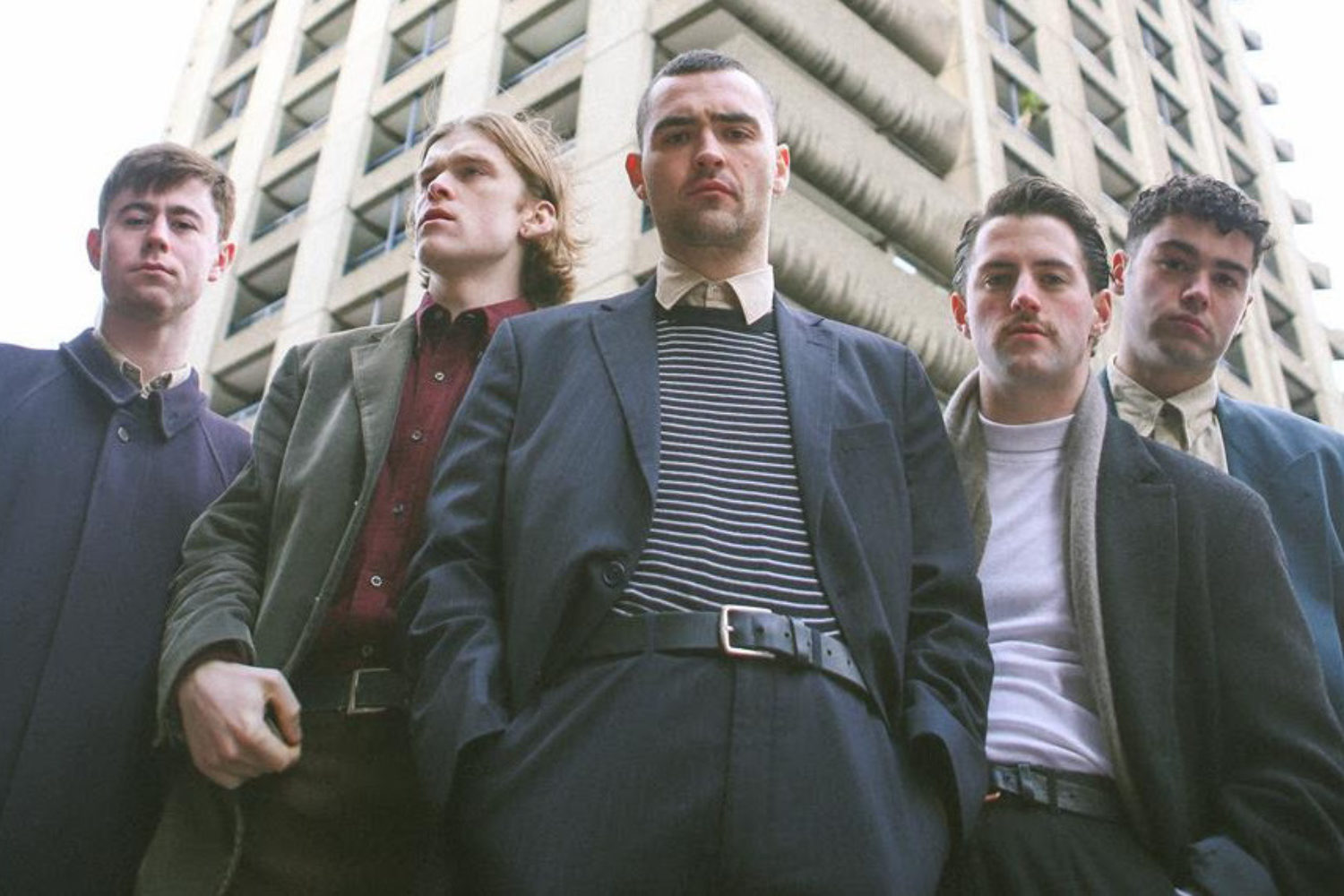 Dublin's The Murder Capital make strong entrance on the storming post-punk of 'Feeling Fades'