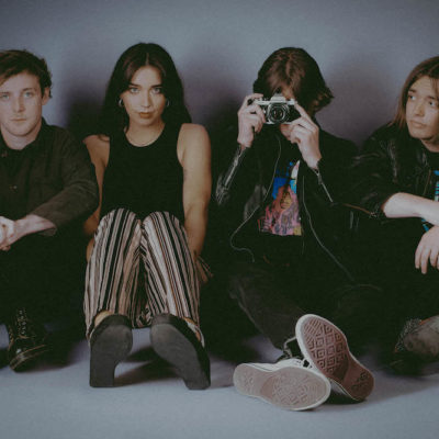 The Mysterines reveal 'In My Head' video