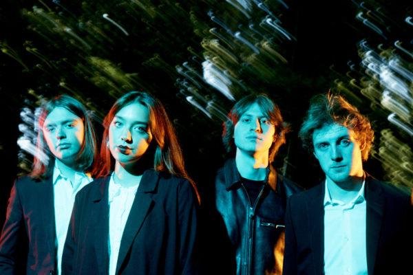 The Mysterines announce debut album 'Reeling'