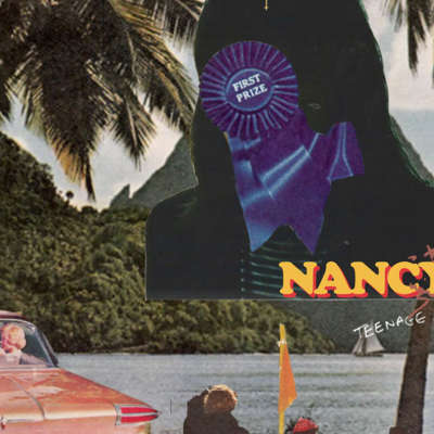 Cannibal Hymns signing NANCY holds onto summer with debut single 'Teenage Fantasy'