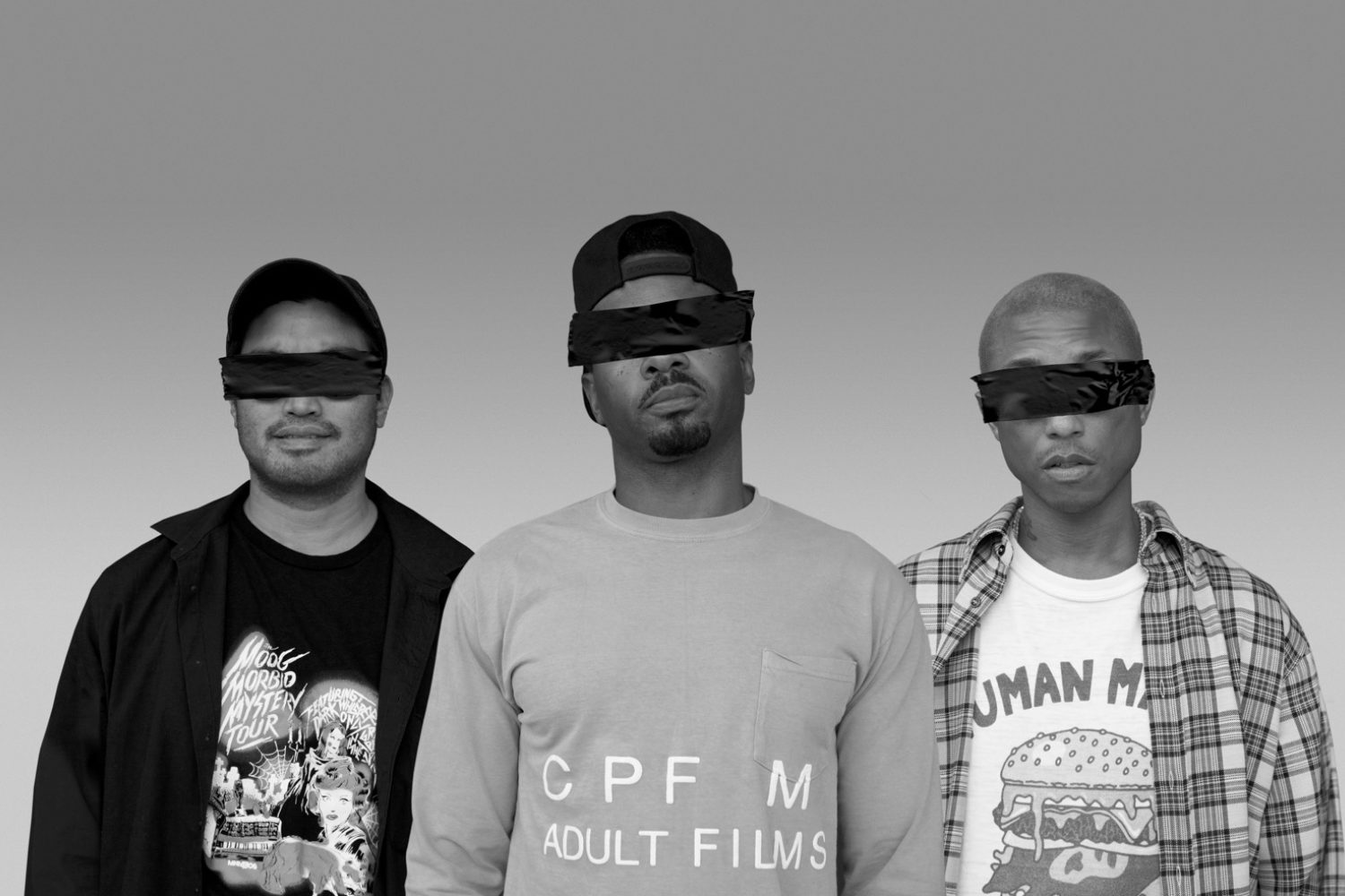 N.E.R.D team up with Frank Ocean and Kendrick Lamar on 'Don't Don't Do It!'