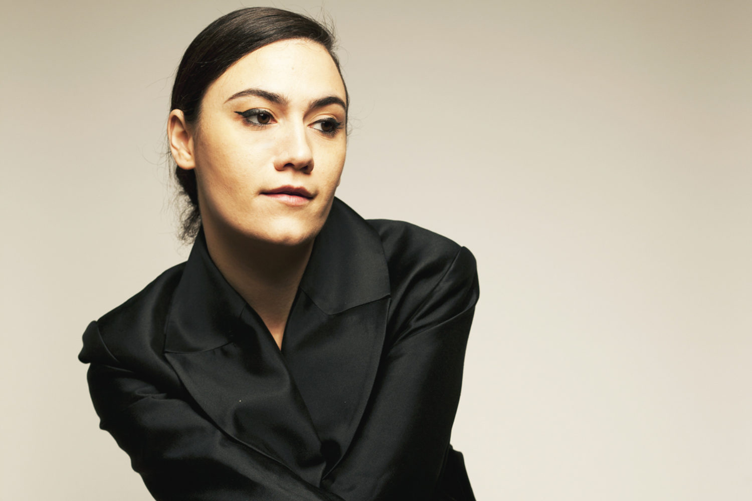 """Nadine Shah: """"When I feel terrible, music has a cathartic effect on me"""""""
