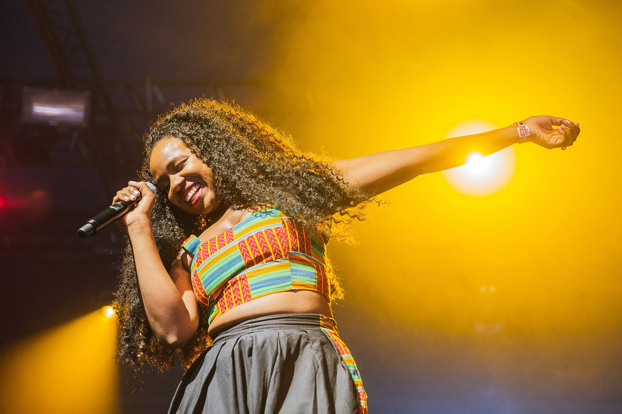 NAO, Bloxx and more join Latitude 2018 lineup