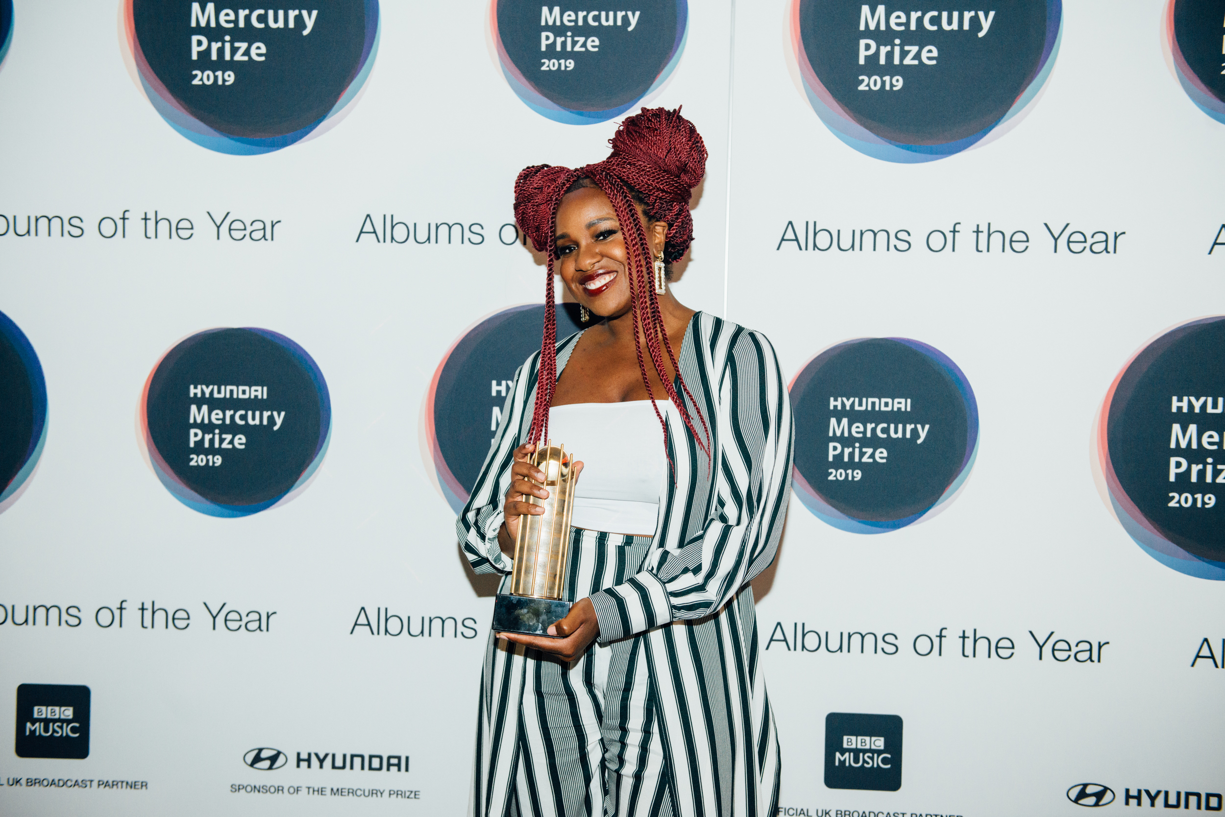 """""""I was shocked!"""" - NAO chats her Hyundai Mercury Prize shortlist reaction"""