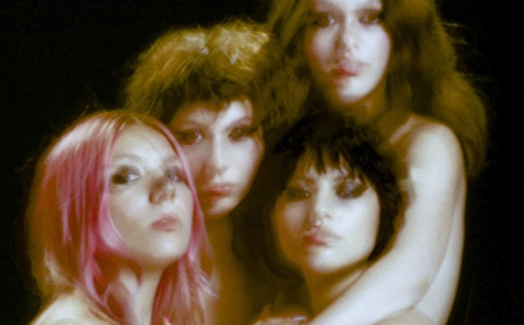 Nasty Cherry share self-directed 'Live Forever' video