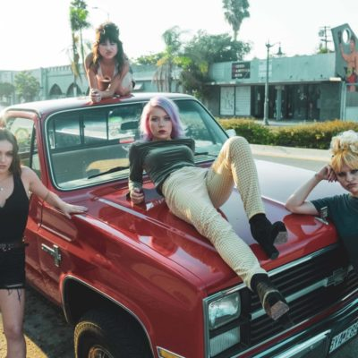 Nasty Cherry release new track 'Her Body', announce 'The Movie' EP