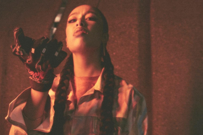 Nayana Iz unveils new track 'Breaking Point'