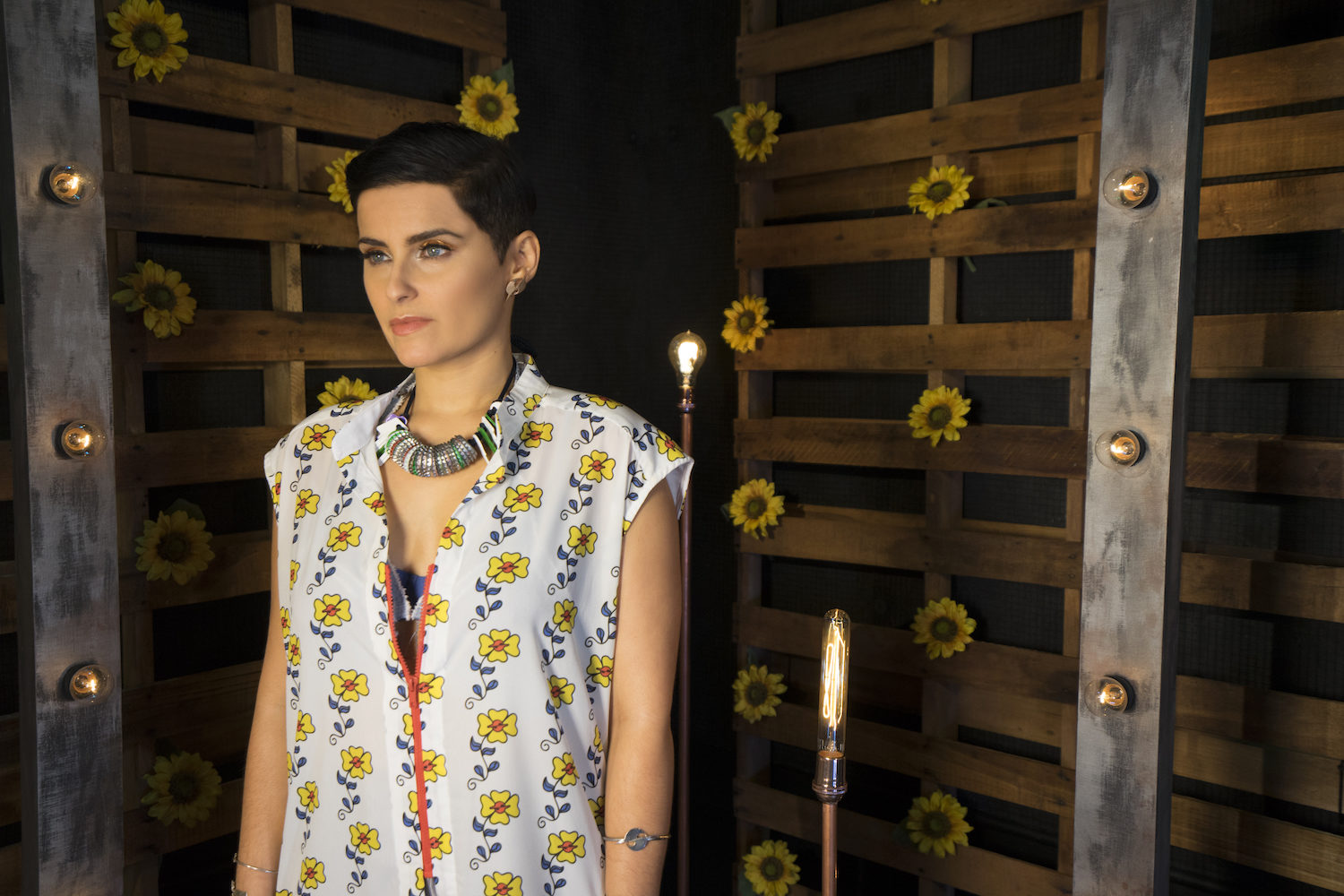 Life is a rollercoaster: Nelly Furtado