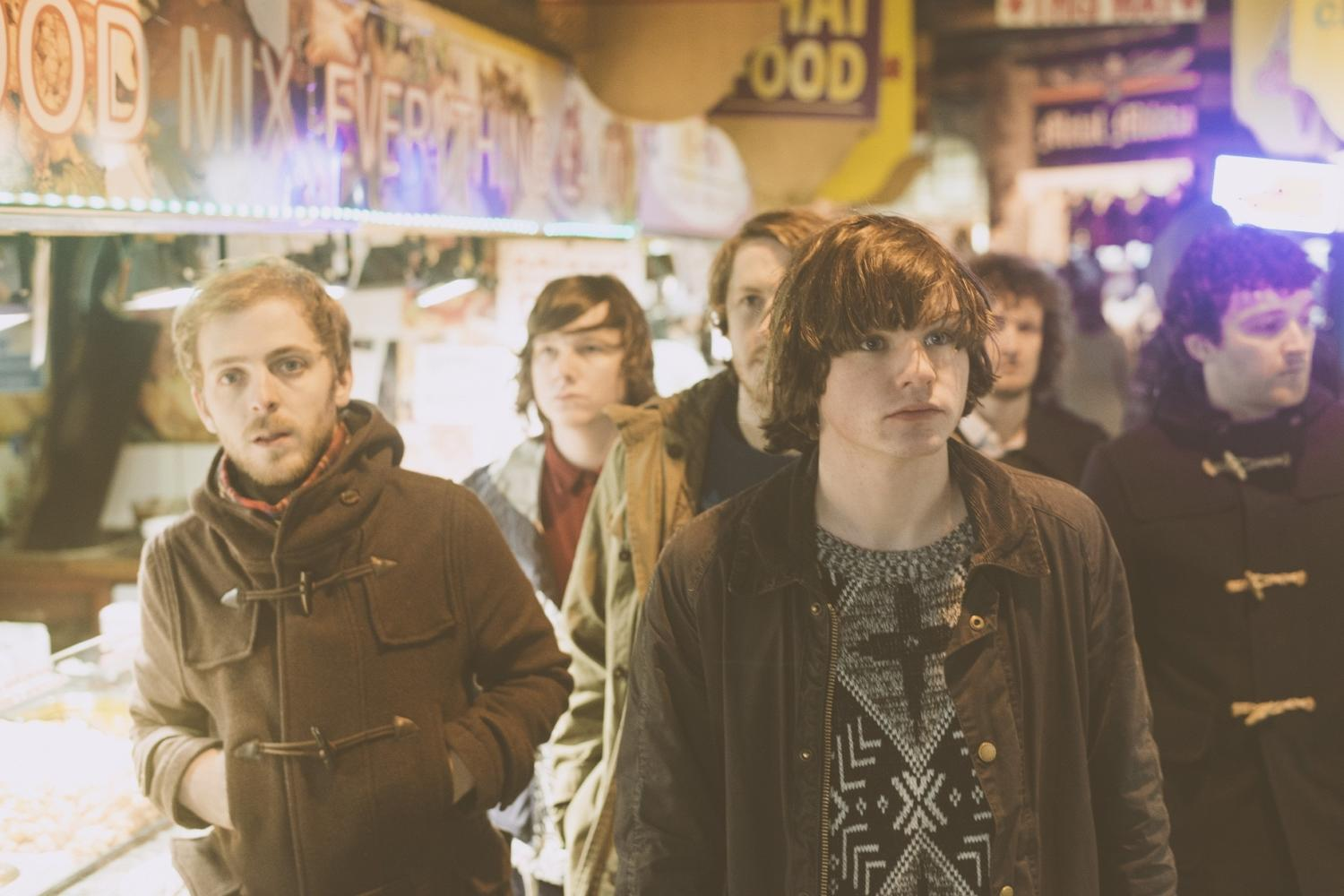 Neon Waltz debut new 'Perfect Frame' track