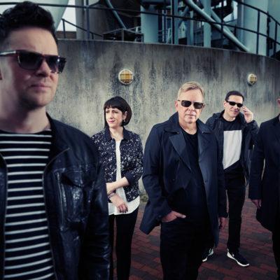 New Order perform 'Singularity' on Colbert