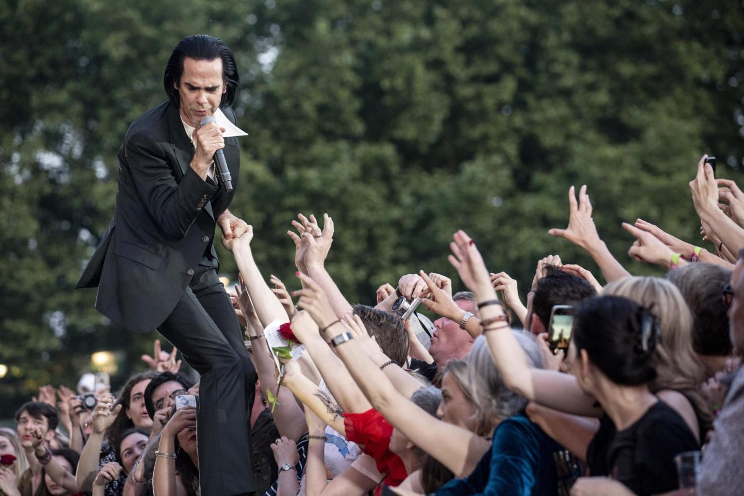 ​Stream Nick Cave & The Bad Seeds' 'Distant Sky' live film​