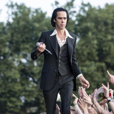 A new Nick Cave & The Bad Seeds album is nearly finished