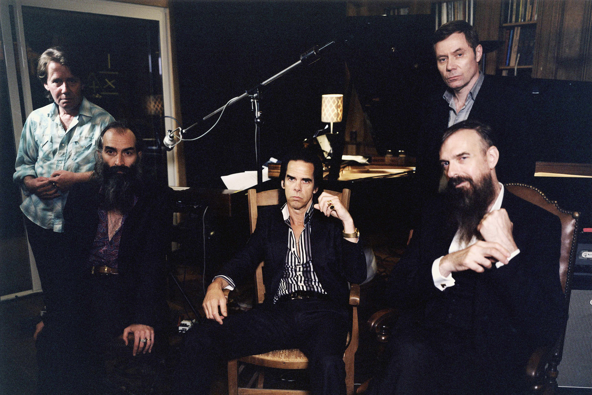 Nick Cave shares new trailer for 'Sick Bag Song'