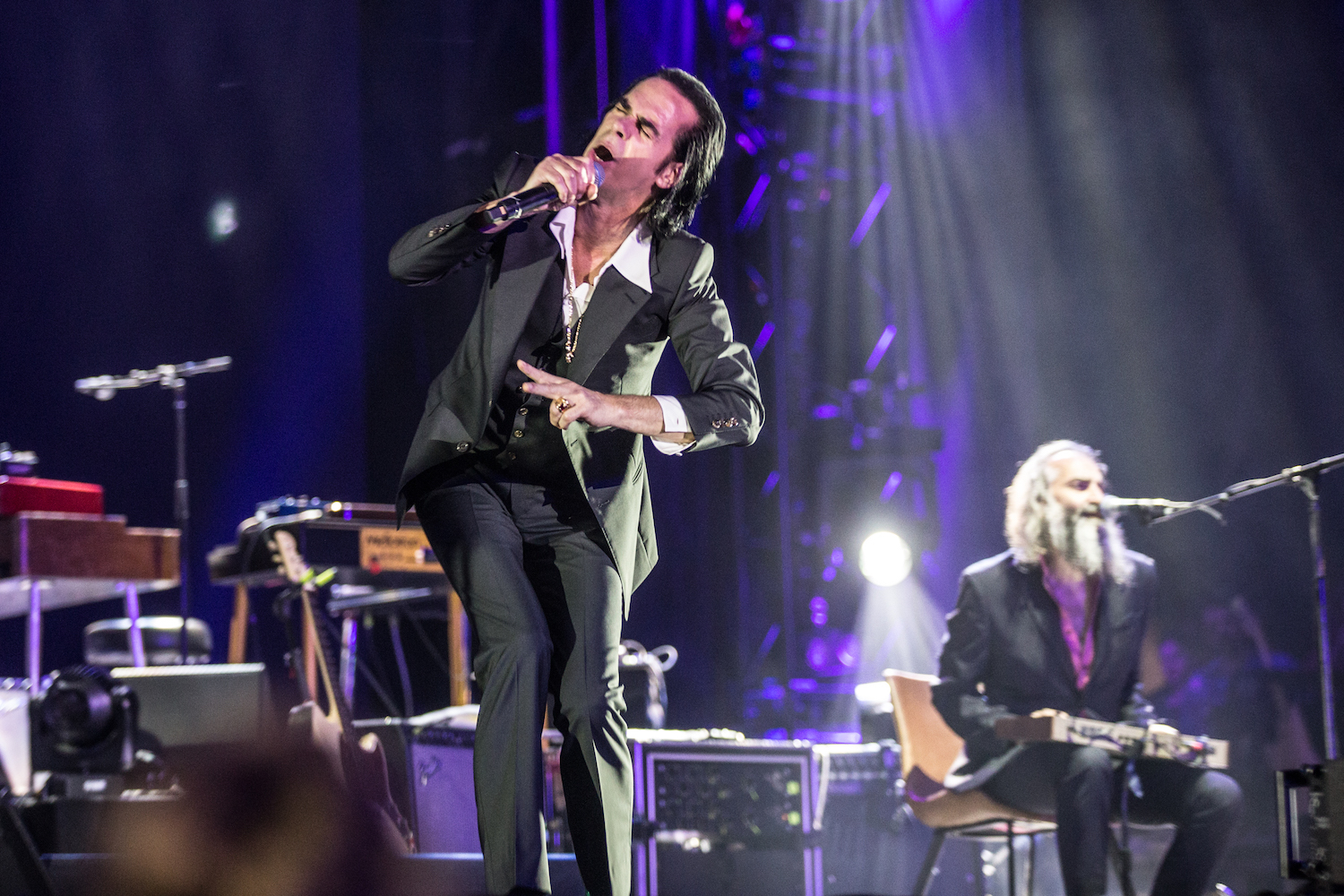 Nick Cave & The Bad Seeds start Primavera Sound 2018 with a show of crushing genius