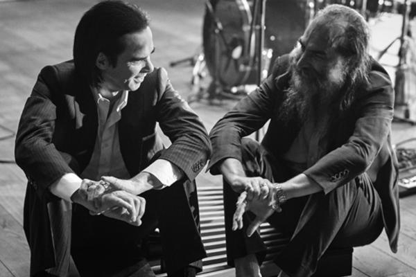 Nick Cave and Warren Ellis announce Autumn tour