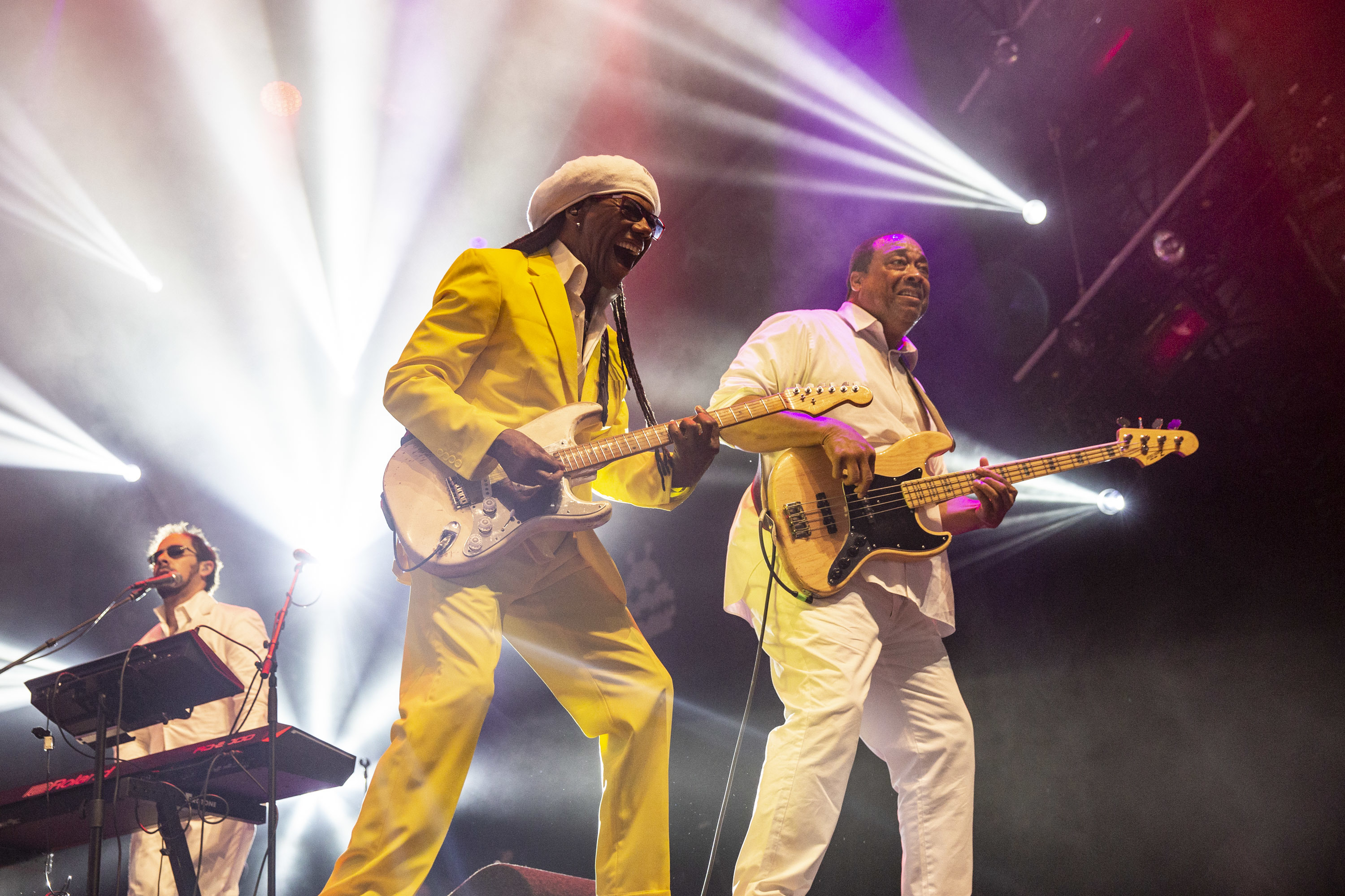 N*E*R*D, Nile Rodgers & Chic and Stormzy round-up day two of Lowlands 2018