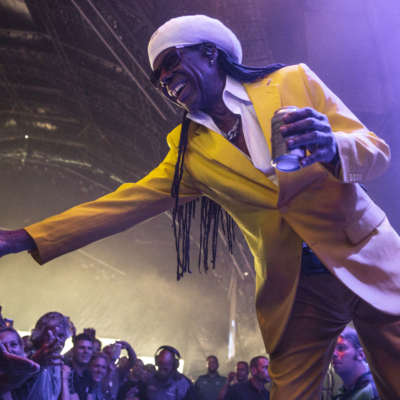 Nile Rodgers and Chic join LIMF 2019