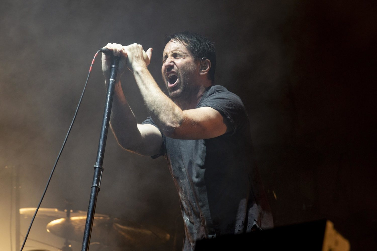 Nine Inch Nails get menacing on 'This Isn't The Place'