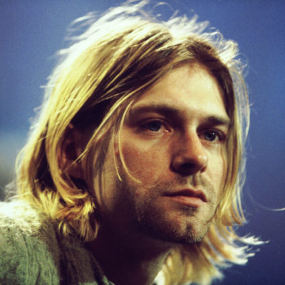 Hear another new version of Kurt Cobain's 'Sappy'