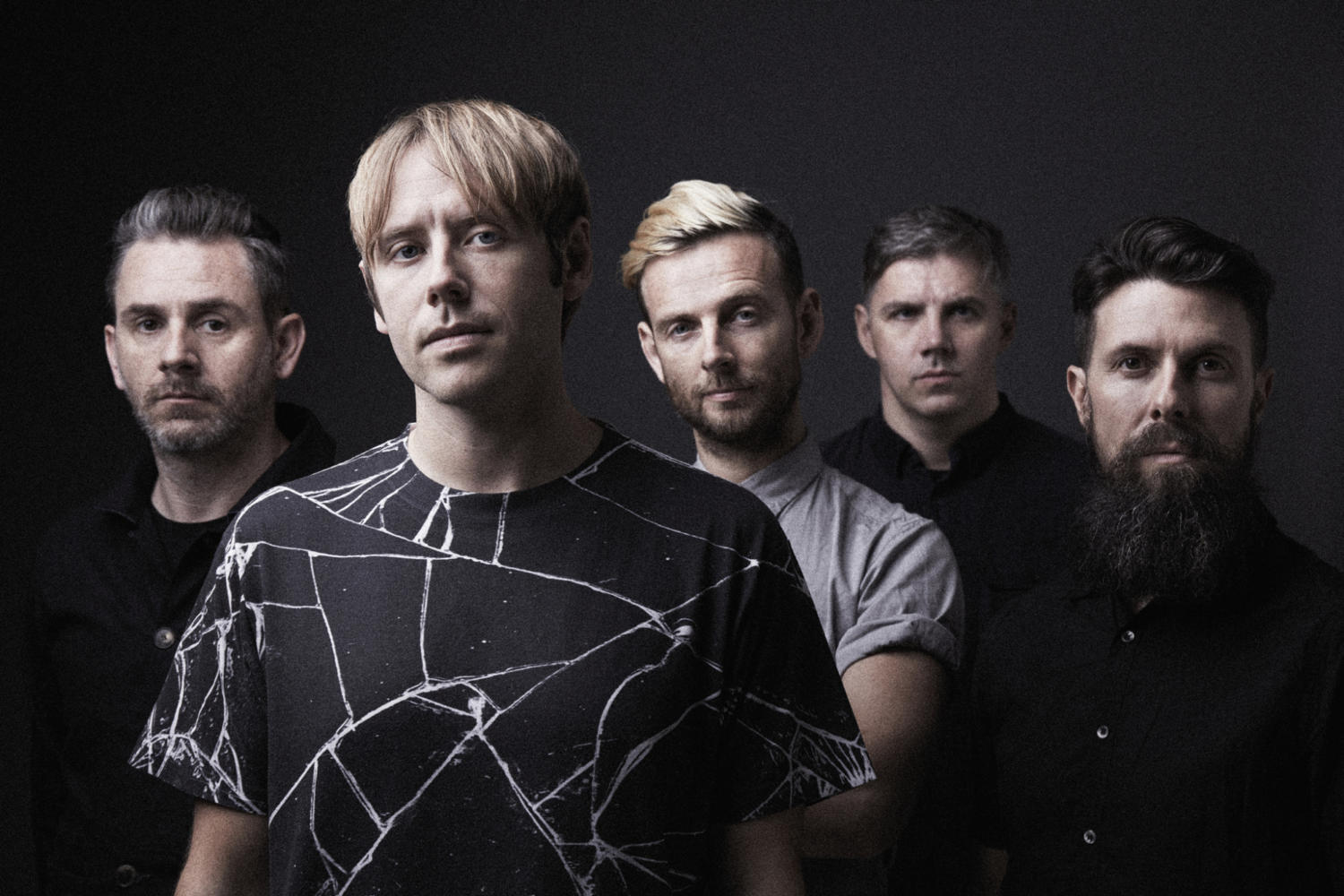 Go behind-the-scenes with No Devotion on the set of their 'Permanent Sunlight' music video
