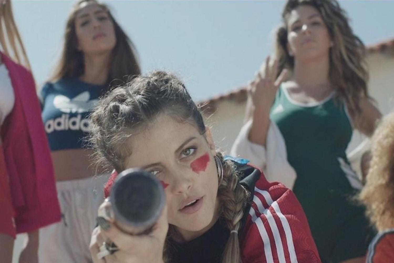 Noga Erez disrupts the peace in the video for 'Noisy'