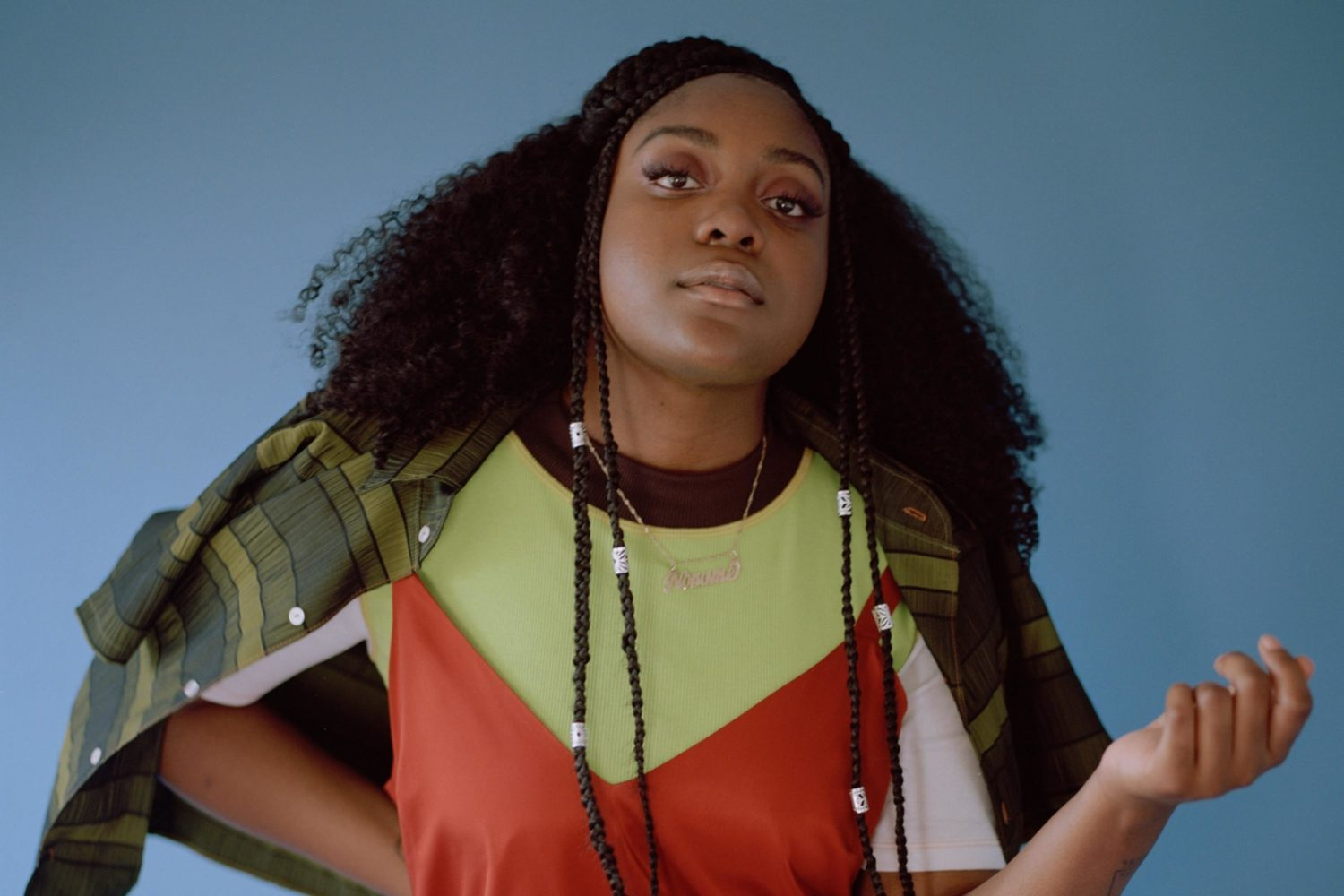 Noname shares new track 'Song 32'