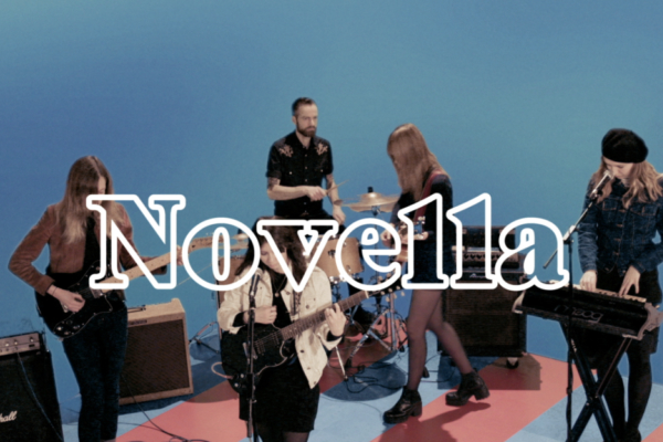 Novella share video for 'Land Gone'